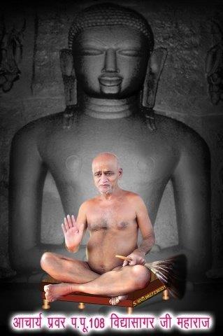 Acharya Shri Vidyasagar Maharaj